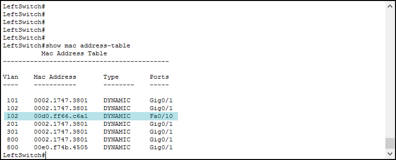 Cisco Switch Troubleshooting Basics and Steps list