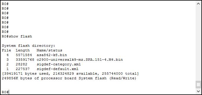 File Management in Cisco IOS (Flash, NVRAM, TFTP, FTP) - ICTShore com