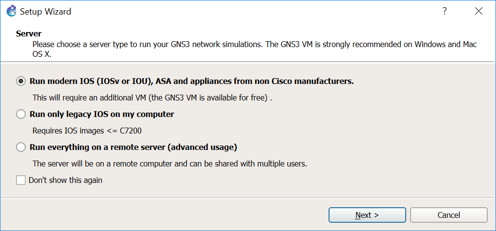 Cisco switches in GNS3, the ultimate tutorial - ICTShore com