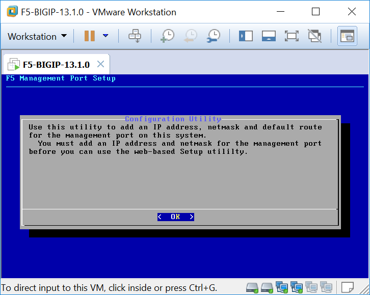 Installing F5 LTM Tutorial for VMware - ICTShore com